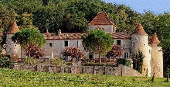Chateau de Caix Cahors